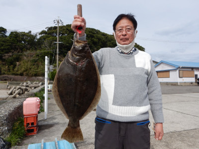 愛丸フィッシングの2021年3月6日(土)2枚目の写真