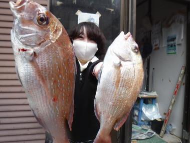 奥村釣船の2021年3月5日(金)1枚目の写真