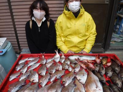 奥村釣船の2021年3月5日(金)2枚目の写真