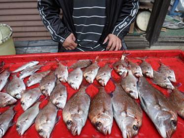 奥村釣船の2021年3月5日(金)3枚目の写真