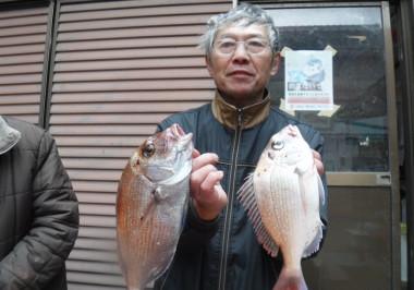 奥村釣船の2021年3月7日(日)1枚目の写真