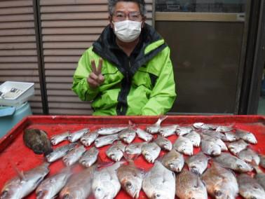奥村釣船の2021年3月7日(日)2枚目の写真