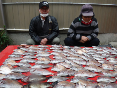 奥村釣船の2021年3月7日(日)3枚目の写真
