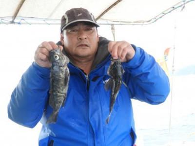 釣具の海友の2021年3月6日(土)1枚目の写真