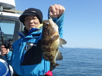MARINE FISHING CLUBの2021年3月9日(火)1枚目の写真