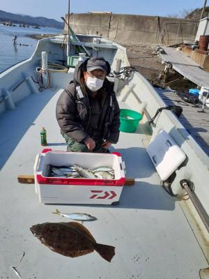 安乗釣センターの2021年3月11日(木)2枚目の写真