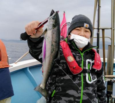 佐々木釣具店 平進丸の2021年3月13日(土)1枚目の写真