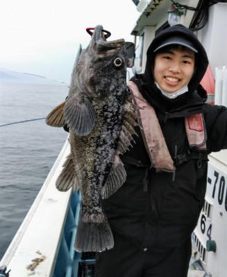 佐々木釣具店 平進丸の2021年3月13日(土)2枚目の写真