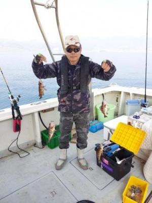 別府・亀川:海王丸の2021年3月20日(土)1枚目の写真