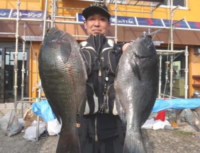 丸銀釣りセンターの2021年3月21日(日)1枚目の写真