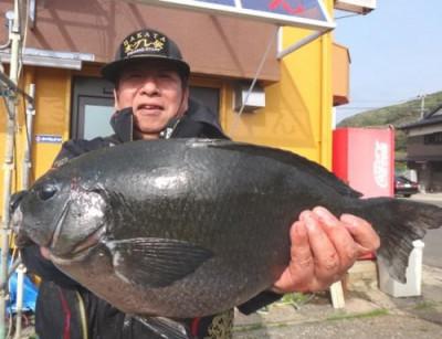 丸銀釣りセンターの2021年3月21日(日)4枚目の写真