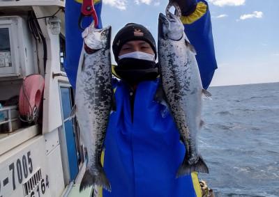 佐々木釣具店 平進丸の2021年3月23日(火)2枚目の写真