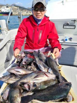 まこと遊漁の2021年3月24日(水)2枚目の写真