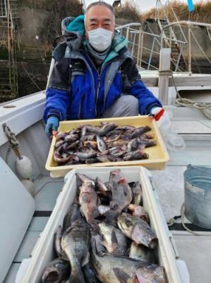 まこと遊漁の2021年3月24日(水)3枚目の写真