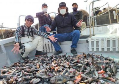 まこと遊漁の2021年3月24日(水)4枚目の写真