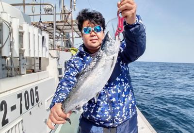 佐々木釣具店 平進丸の2021年3月24日(水)3枚目の写真