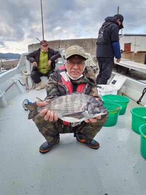安乗釣センターの2021年3月24日(水)2枚目の写真