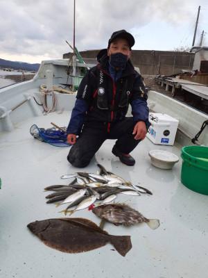 安乗釣センターの2021年3月24日(水)3枚目の写真