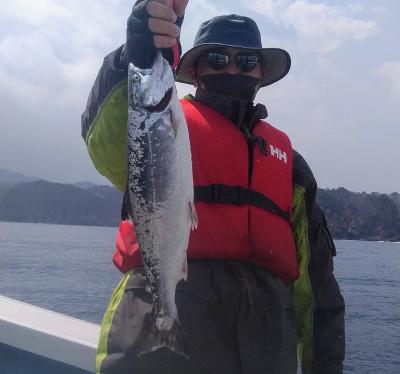 佐々木釣具店 平進丸の2021年3月26日(金)1枚目の写真