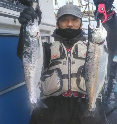 佐々木釣具店 平進丸の2021年3月26日(金)4枚目の写真