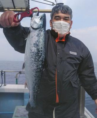 佐々木釣具店 平進丸の2021年3月26日(金)5枚目の写真