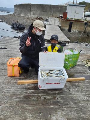 安乗釣センターの2021年3月25日(木)2枚目の写真