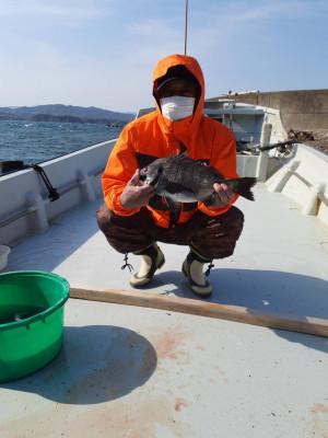 安乗釣センターの2021年3月26日(金)1枚目の写真
