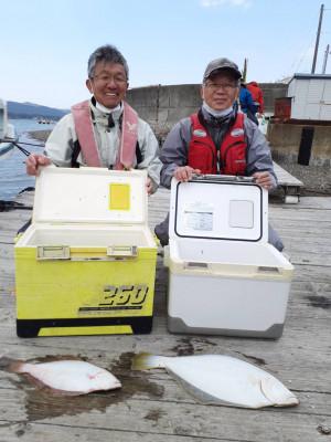 安乗釣センターの2021年3月26日(金)3枚目の写真