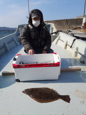 安乗釣センターの2021年3月26日(金)4枚目の写真