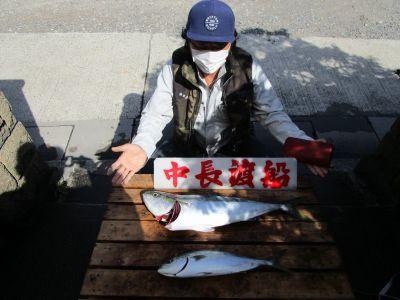 中長渡船の2021年3月26日(金)1枚目の写真