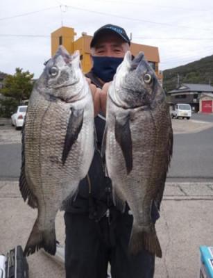 丸銀釣りセンターの2021年3月24日(水)1枚目の写真
