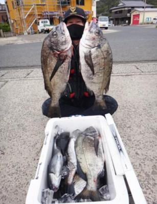 丸銀釣りセンターの2021年3月24日(水)2枚目の写真