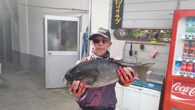 清家渡船の2021年3月27日(土)2枚目の写真