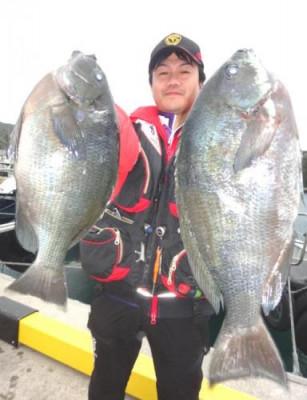 丸銀釣りセンターの2021年3月27日(土)1枚目の写真