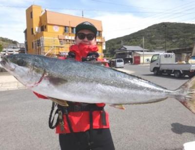 丸銀釣りセンターの2021年3月27日(土)3枚目の写真