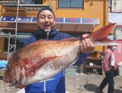 丸銀釣りセンターの2021年3月27日(土)4枚目の写真