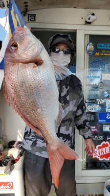 遊漁船 ニライカナイの2021年3月26日(金)3枚目の写真