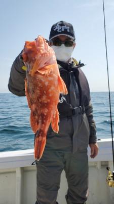 遊漁船 ニライカナイの2021年3月26日(金)4枚目の写真