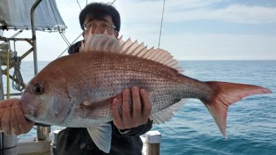 遊漁船 ニライカナイの2021年3月27日(土)1枚目の写真