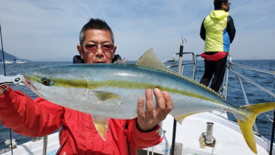 遊漁船 ニライカナイの2021年3月27日(土)2枚目の写真