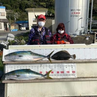 大島フィッシングの2021年3月29日(月)1枚目の写真