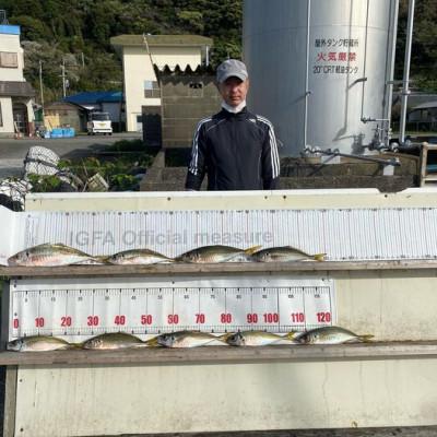 大島フィッシングの2021年3月29日(月)2枚目の写真