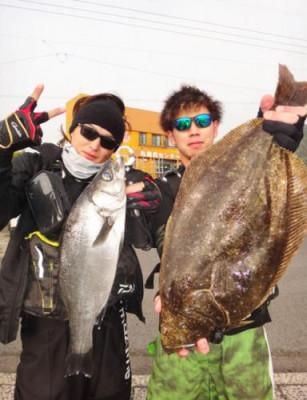 丸銀釣りセンターの2021年3月29日(月)1枚目の写真
