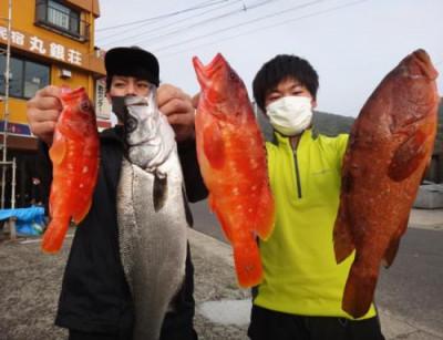 丸銀釣りセンターの2021年3月29日(月)3枚目の写真