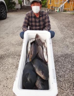 丸銀釣りセンターの2021年3月29日(月)4枚目の写真