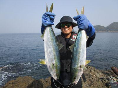中長渡船の2021年3月30日(火)2枚目の写真