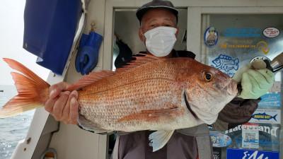 遊漁船 ニライカナイの2021年3月29日(月)4枚目の写真