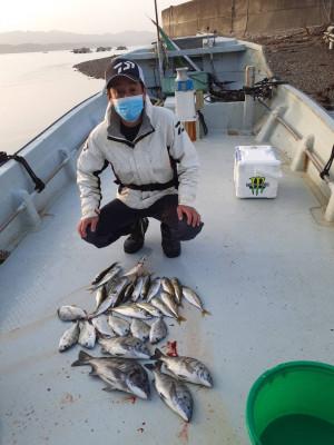 安乗釣センターの2021年4月1日(木)1枚目の写真
