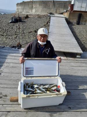 安乗釣センターの2021年4月1日(木)3枚目の写真