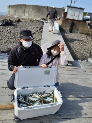 安乗釣センターの2021年4月1日(木)4枚目の写真